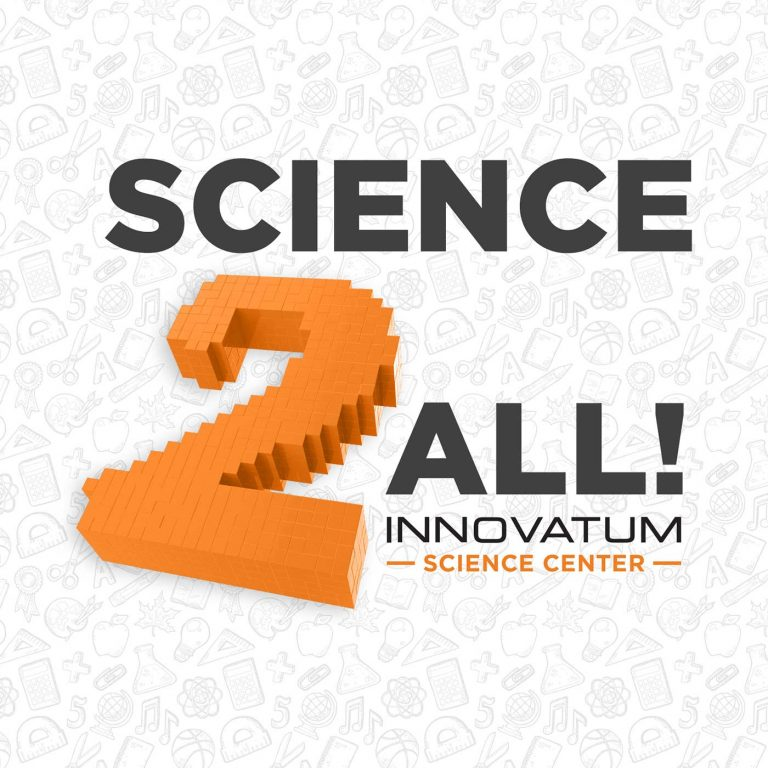 Science2All – online med Innovatum Science Center!