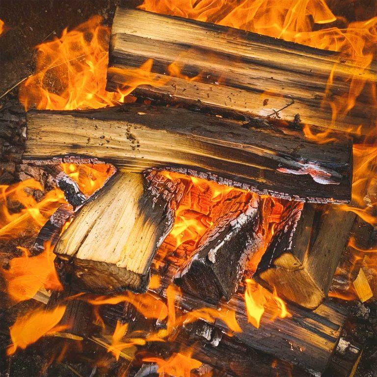 Glödande friktion – eldens kemi och historia