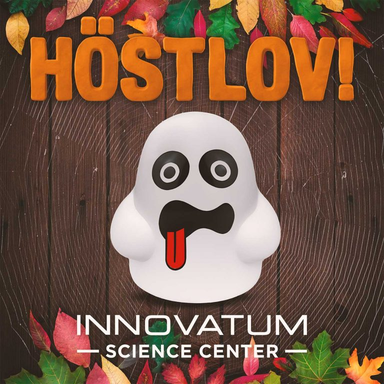 Höstlov på Innovatum Science Center