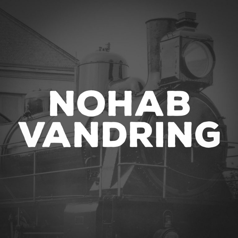 NOHAB-vandring på Innovatum District