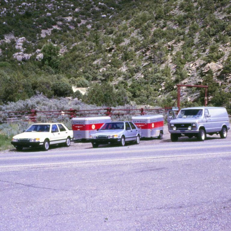 SAAB Car Museums Instagramkonto når milstolpe
